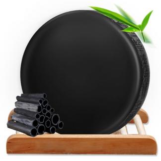 Bamboo houtskool zeep